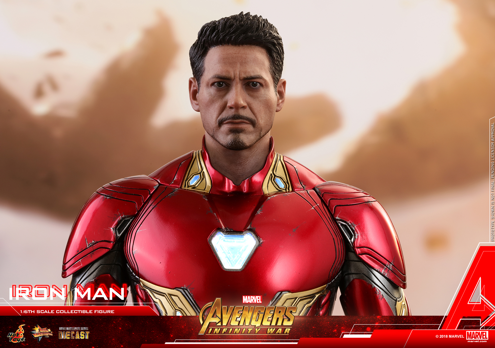 Hot Toys - Avengers 3 - Iron Man (Diecast) collectible figure_PR28.jpg