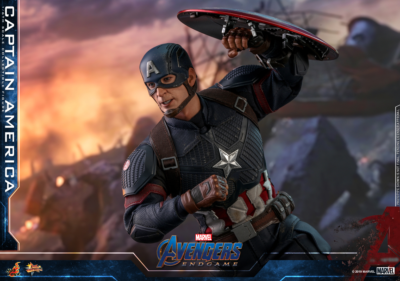 Hot Toys - Avengers 4 - Captain America collectible figure_PR18.jpg