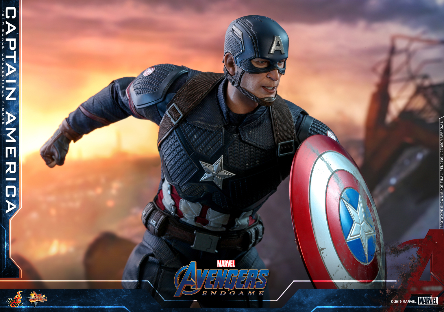 Hot Toys - Avengers 4 - Captain America collectible figure_PR17.jpg