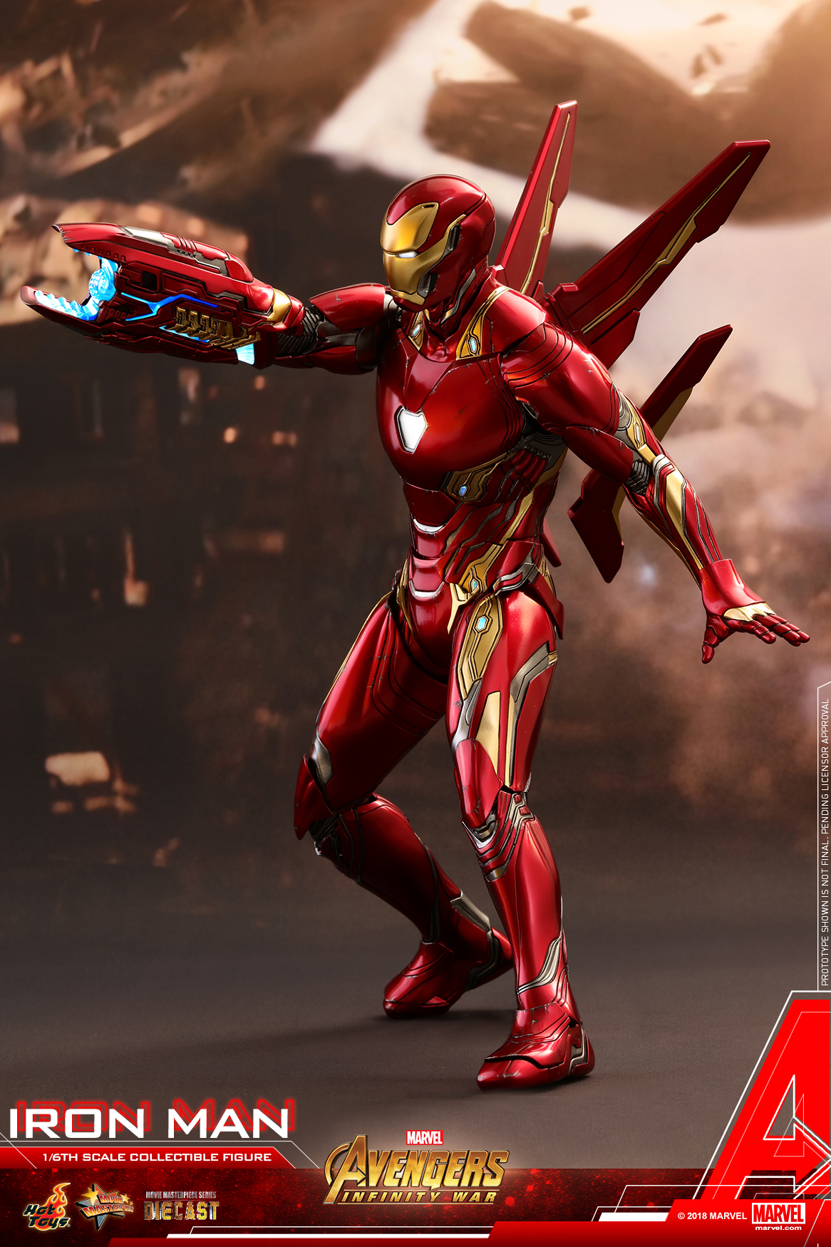 Hot Toys - Avengers 3 - Iron Man (Diecast) collectible figure_PR06.jpg
