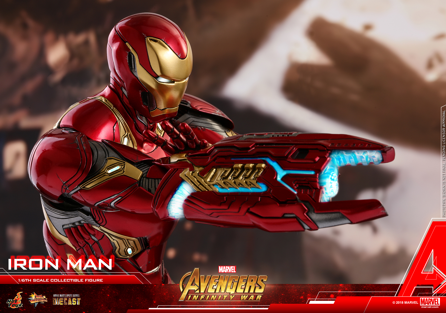 Hot Toys - Avengers 3 - Iron Man (Diecast) collectible figure_PR24.jpg