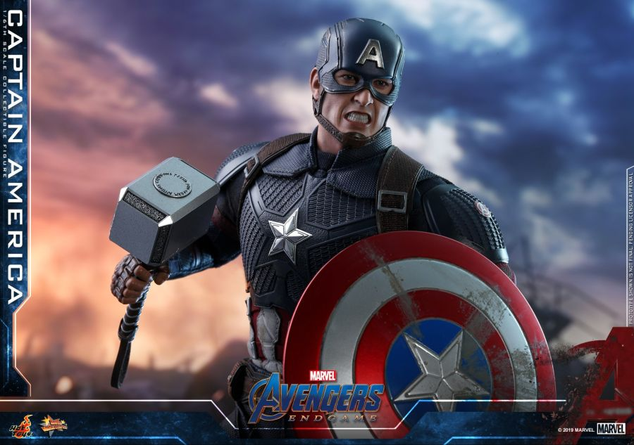 Hot Toys - Avengers 4 - Captain America collectible figure_PR26.jpg