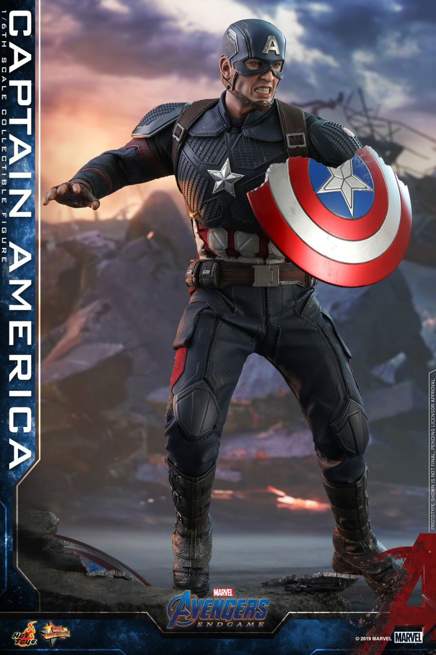 Hot Toys - Avengers 4 - Captain America collectible figure_PR29.jpg