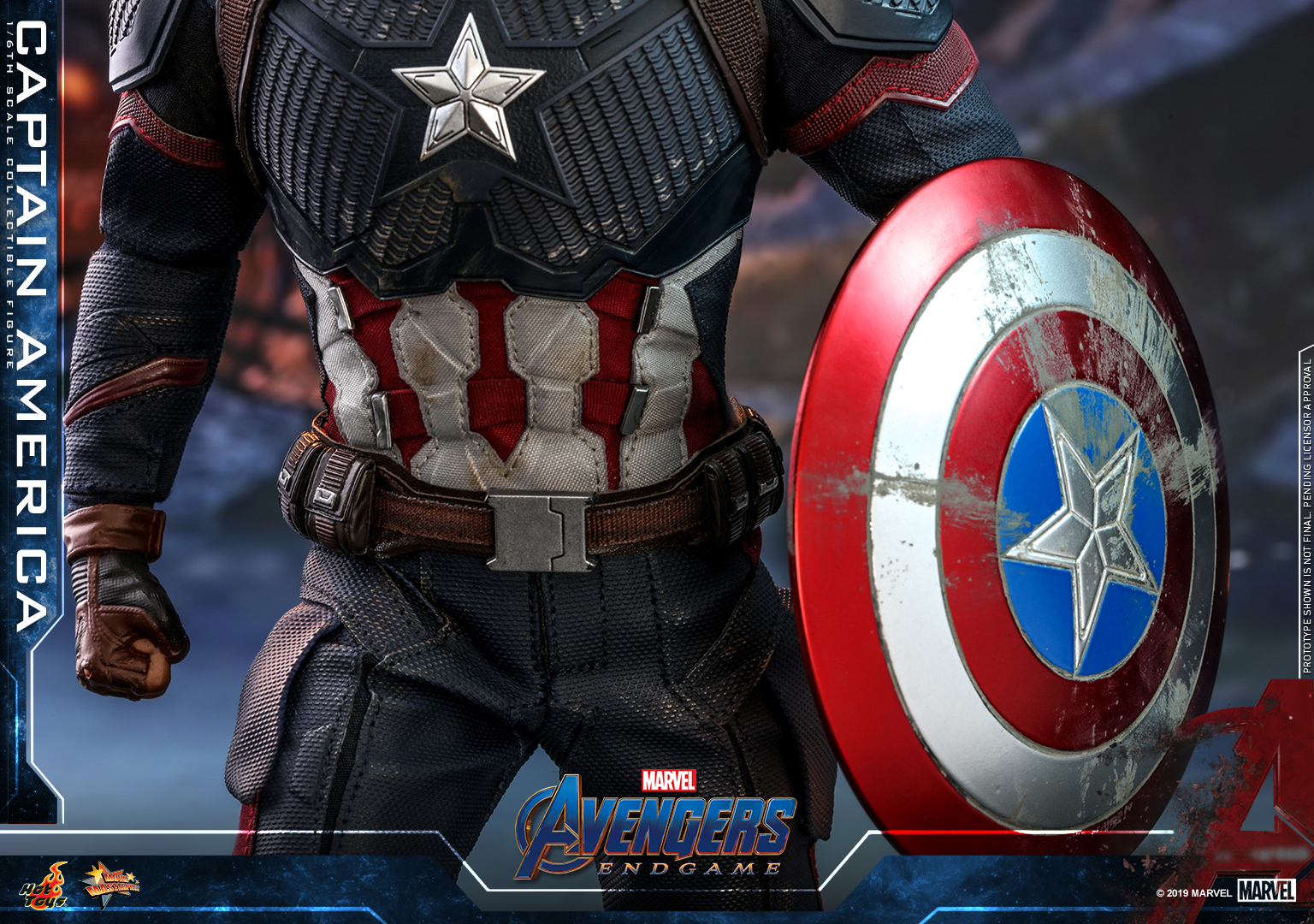Hot Toys - Avengers 4 - Captain America collectible figure_PR21.jpg