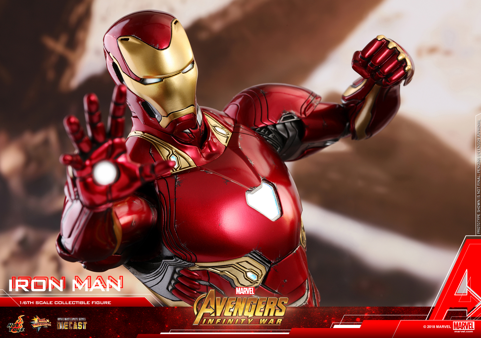 Hot Toys - Avengers 3 - Iron Man (Diecast) collectible figure_PR27.jpg