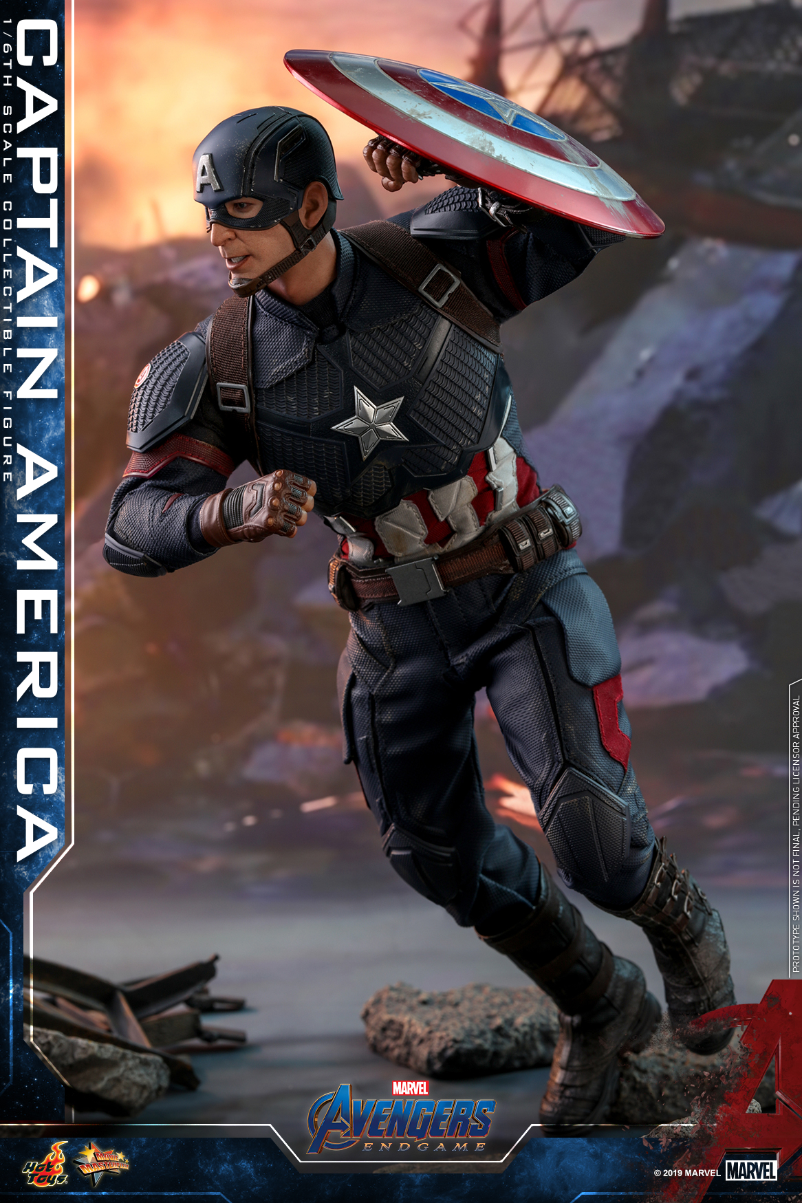 Hot Toys - Avengers 4 - Captain America collectible figure_PR5.jpg