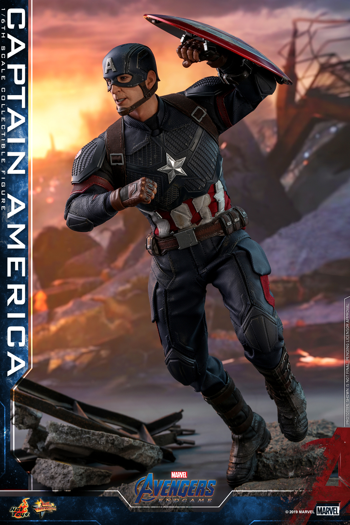 Hot Toys - Avengers 4 - Captain America collectible figure_PR4.jpg