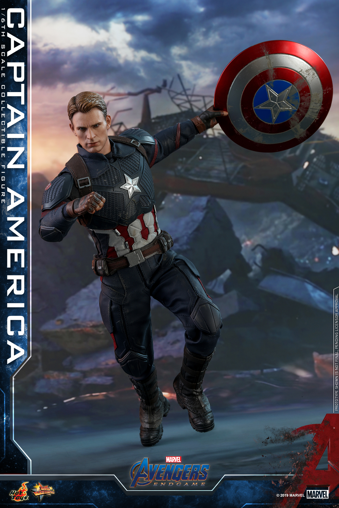 Hot Toys - Avengers 4 - Captain America collectible figure_PR6.jpg