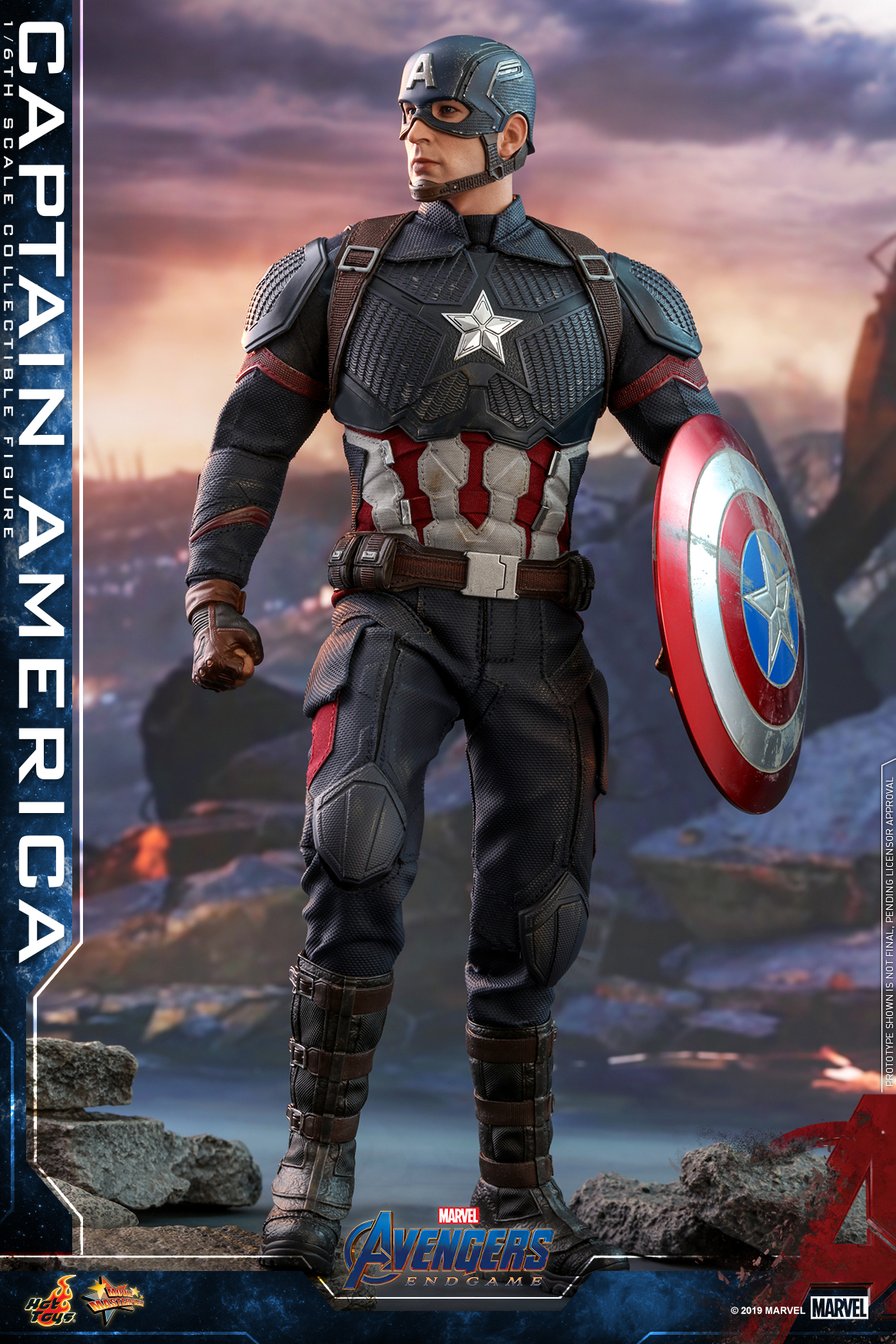 Hot Toys - Avengers 4 - Captain America collectible figure_PR1.jpg