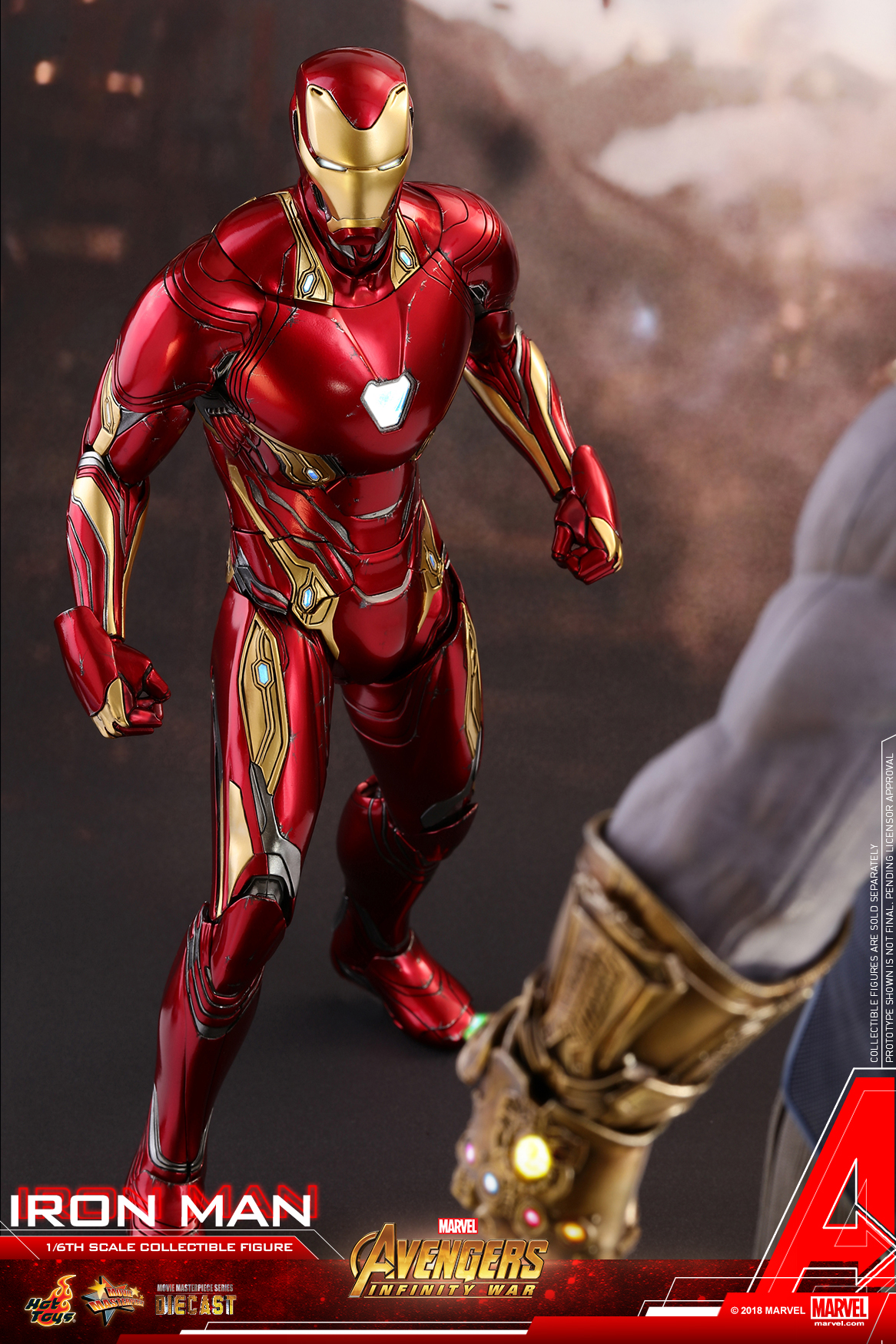 Hot Toys - Avengers 3 - Iron Man (Diecast) collectible figure_PR14.jpg