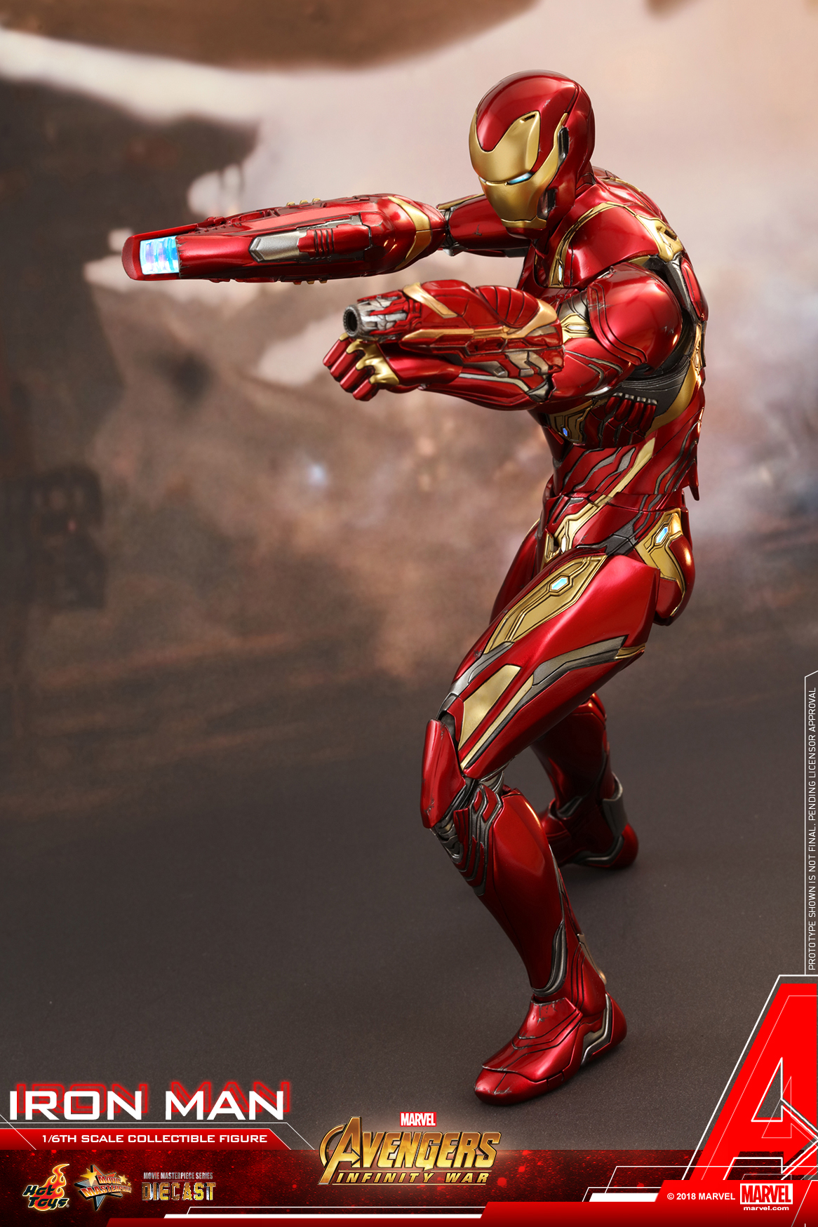 Hot Toys - Avengers 3 - Iron Man (Diecast) collectible figure_PR11.jpg