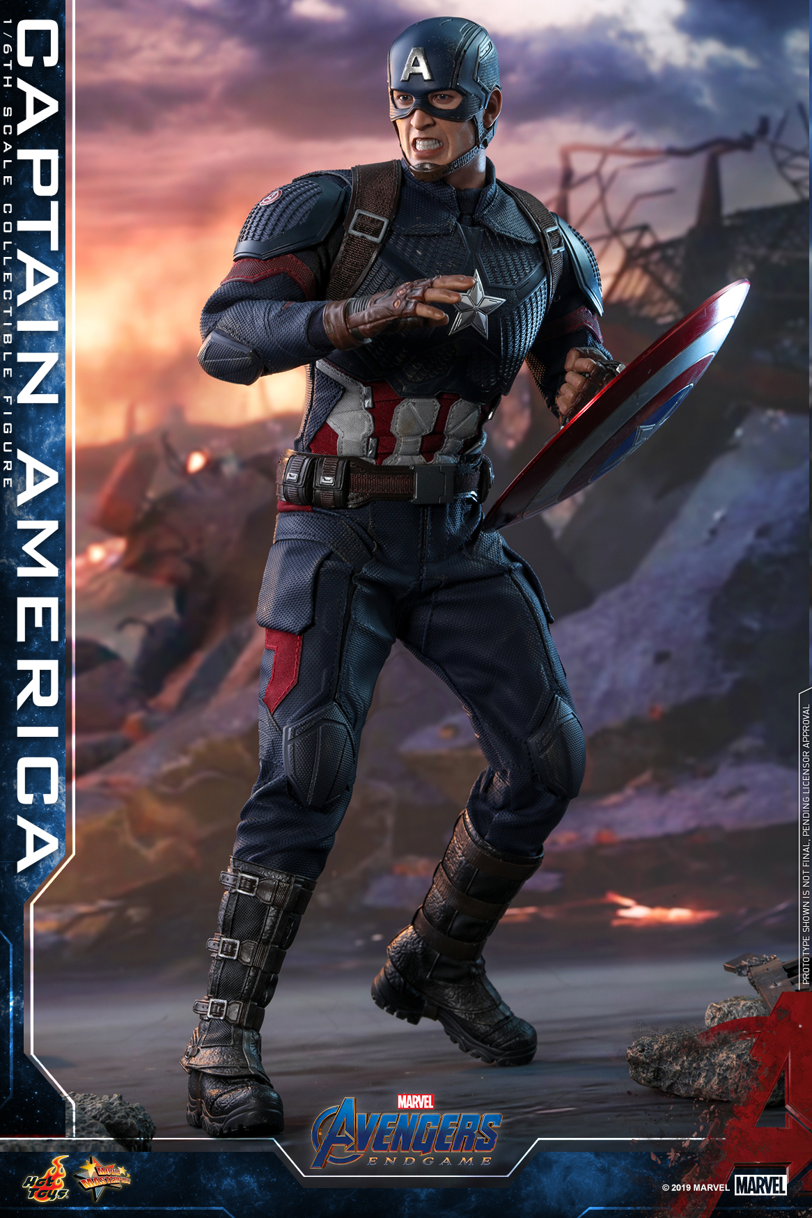 Hot Toys - Avengers 4 - Captain America collectible figure_PR10.jpg