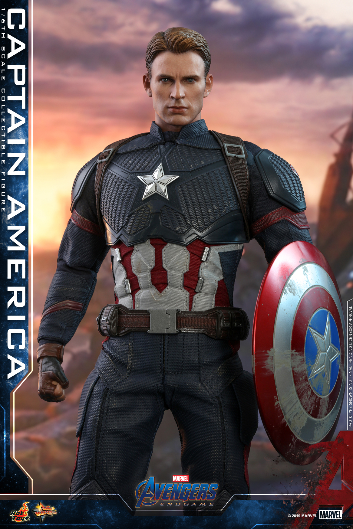 Hot Toys - Avengers 4 - Captain America collectible figure_PR13.jpg