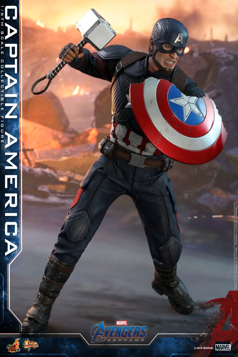 Hot Toys - Avengers 4 - Captain America collectible figure_PR30.jpg