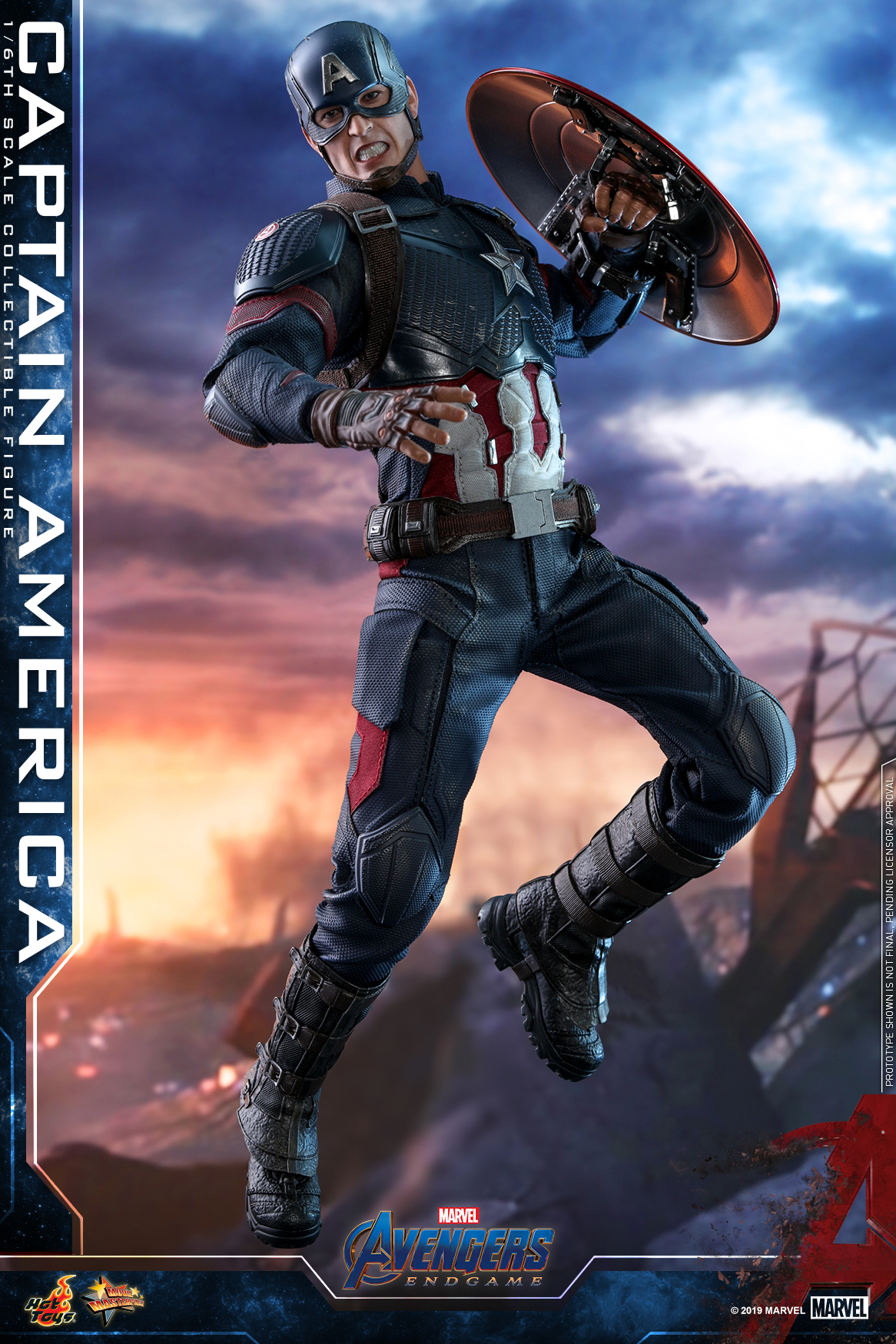 Hot Toys - Avengers 4 - Captain America collectible figure_PR2.jpg