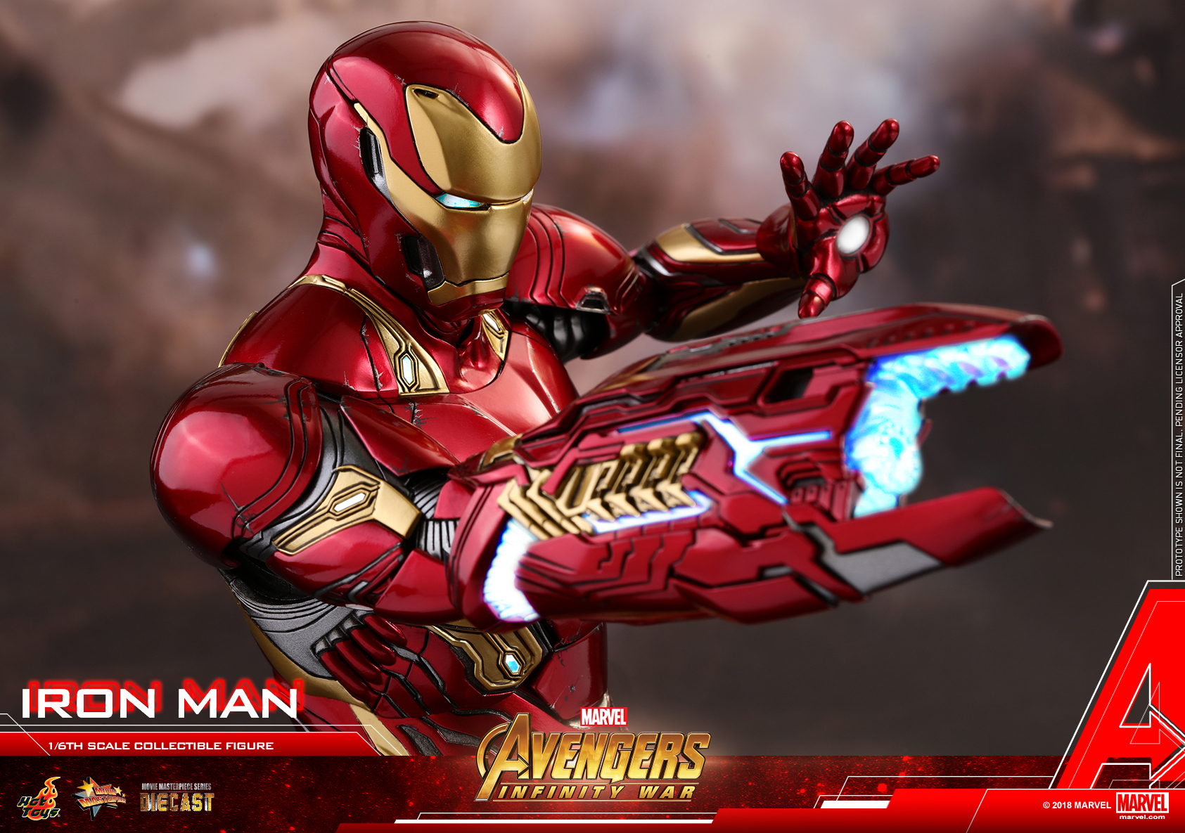 Hot Toys - Avengers 3 - Iron Man (Diecast) collectible figure_PR23.jpg