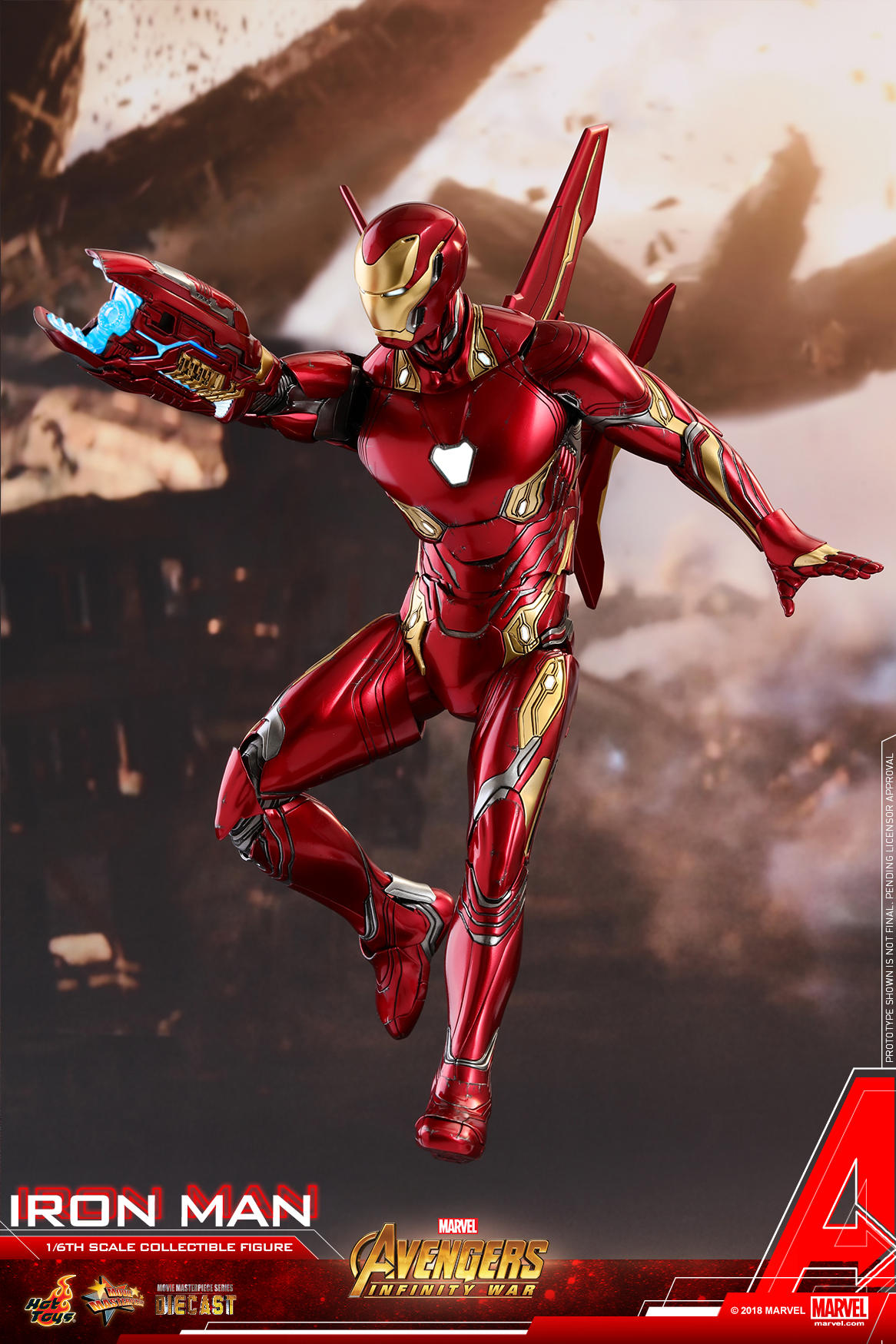 Hot Toys - Avengers 3 - Iron Man (Diecast) collectible figure_PR01.jpg