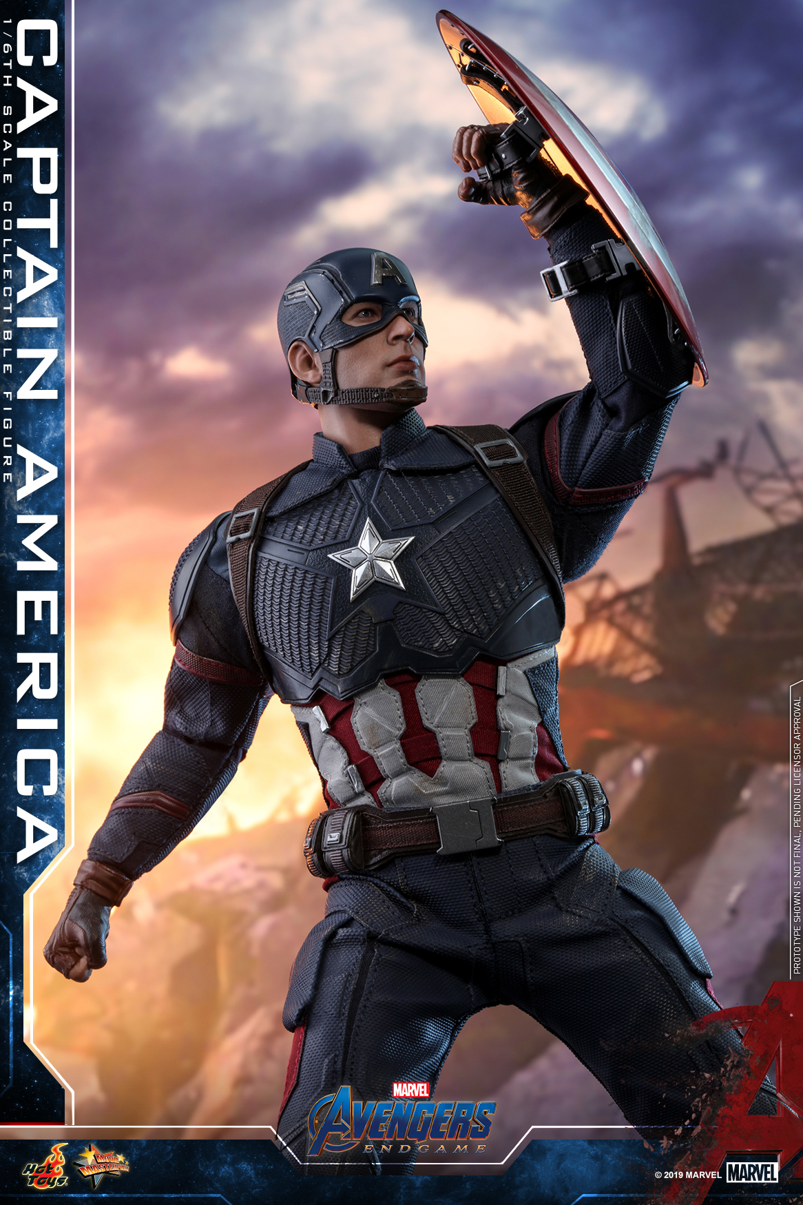Hot Toys - Avengers 4 - Captain America collectible figure_PR11.jpg