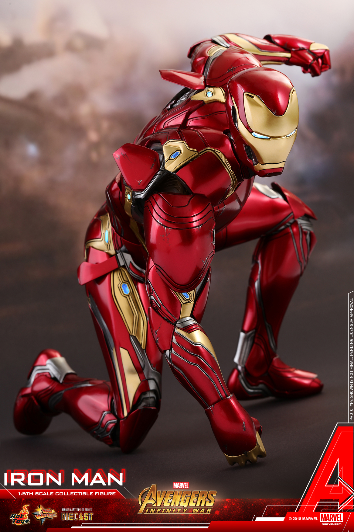 Hot Toys - Avengers 3 - Iron Man (Diecast) collectible figure_PR18.jpg