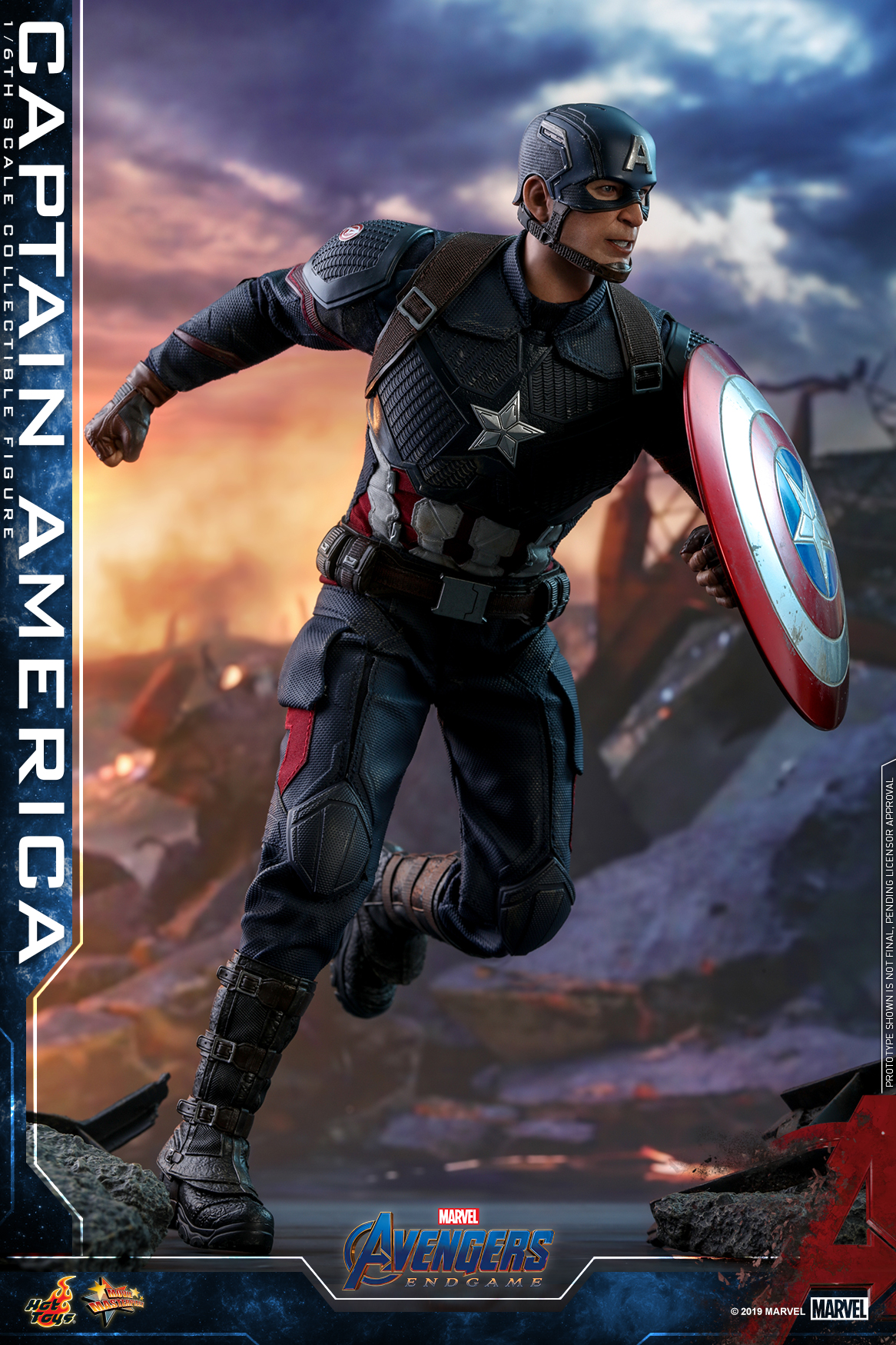 Hot Toys - Avengers 4 - Captain America collectible figure_PR3.jpg