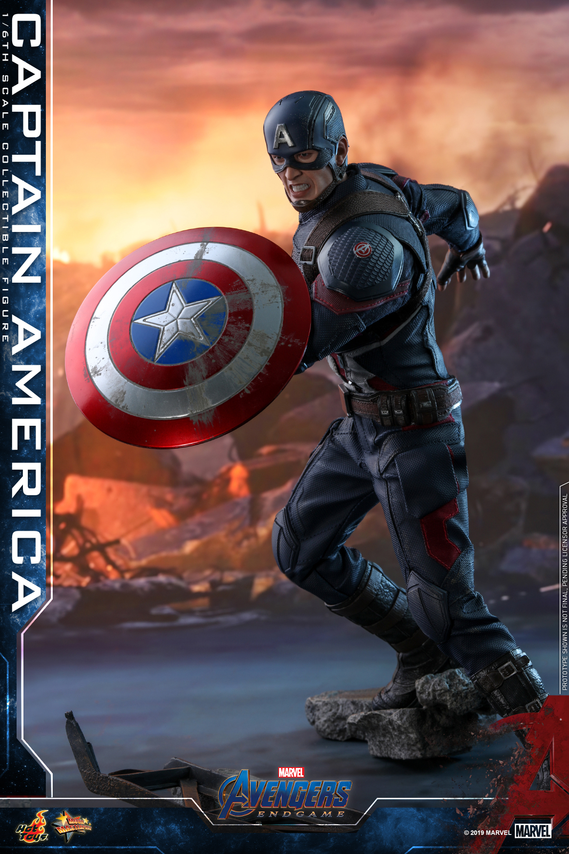 Hot Toys - Avengers 4 - Captain America collectible figure_PR7.jpg