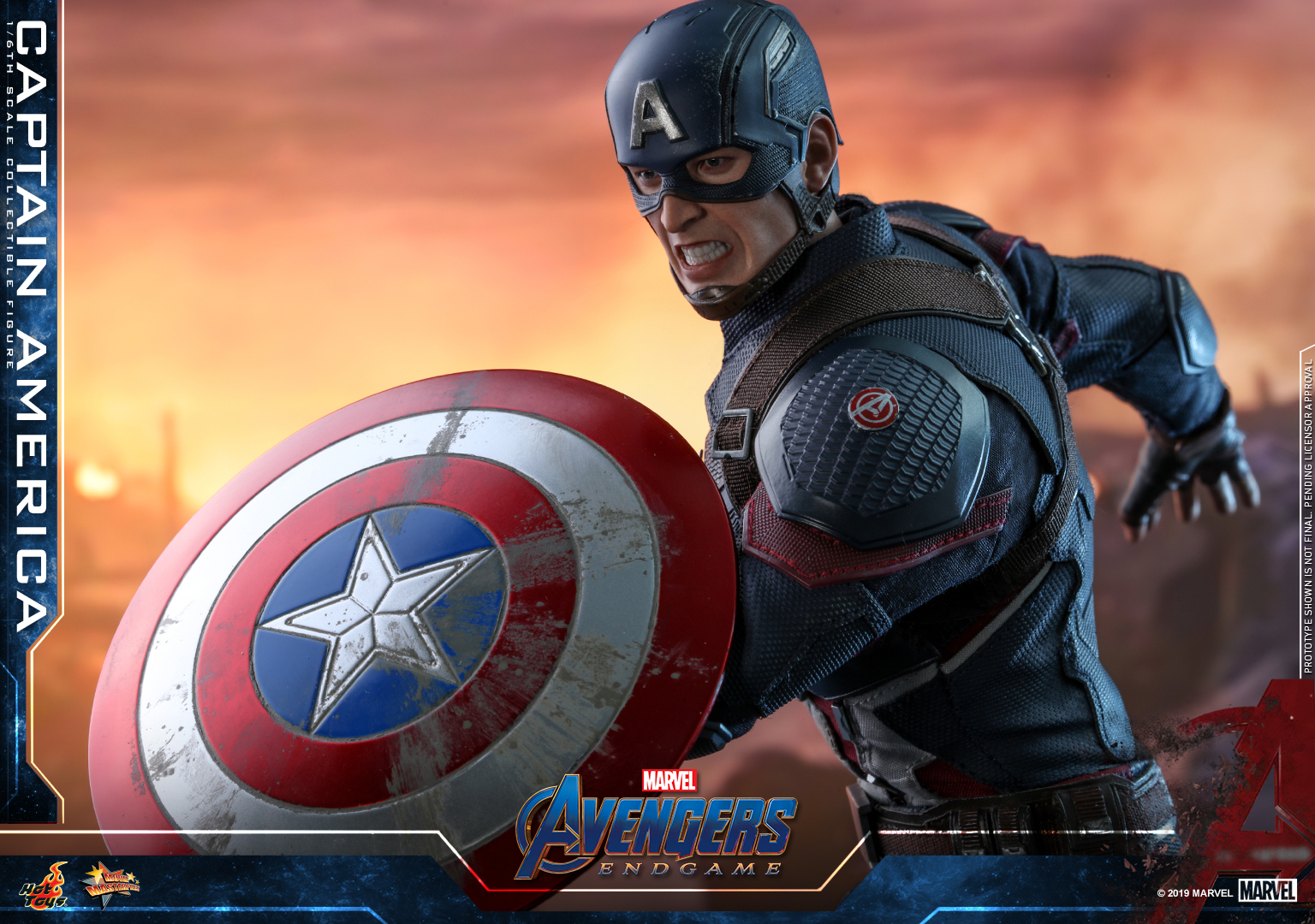 Hot Toys - Avengers 4 - Captain America collectible figure_PR19.jpg