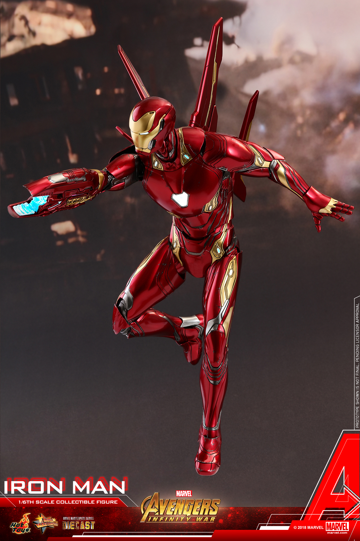 Hot Toys - Avengers 3 - Iron Man (Diecast) collectible figure_PR02.jpg