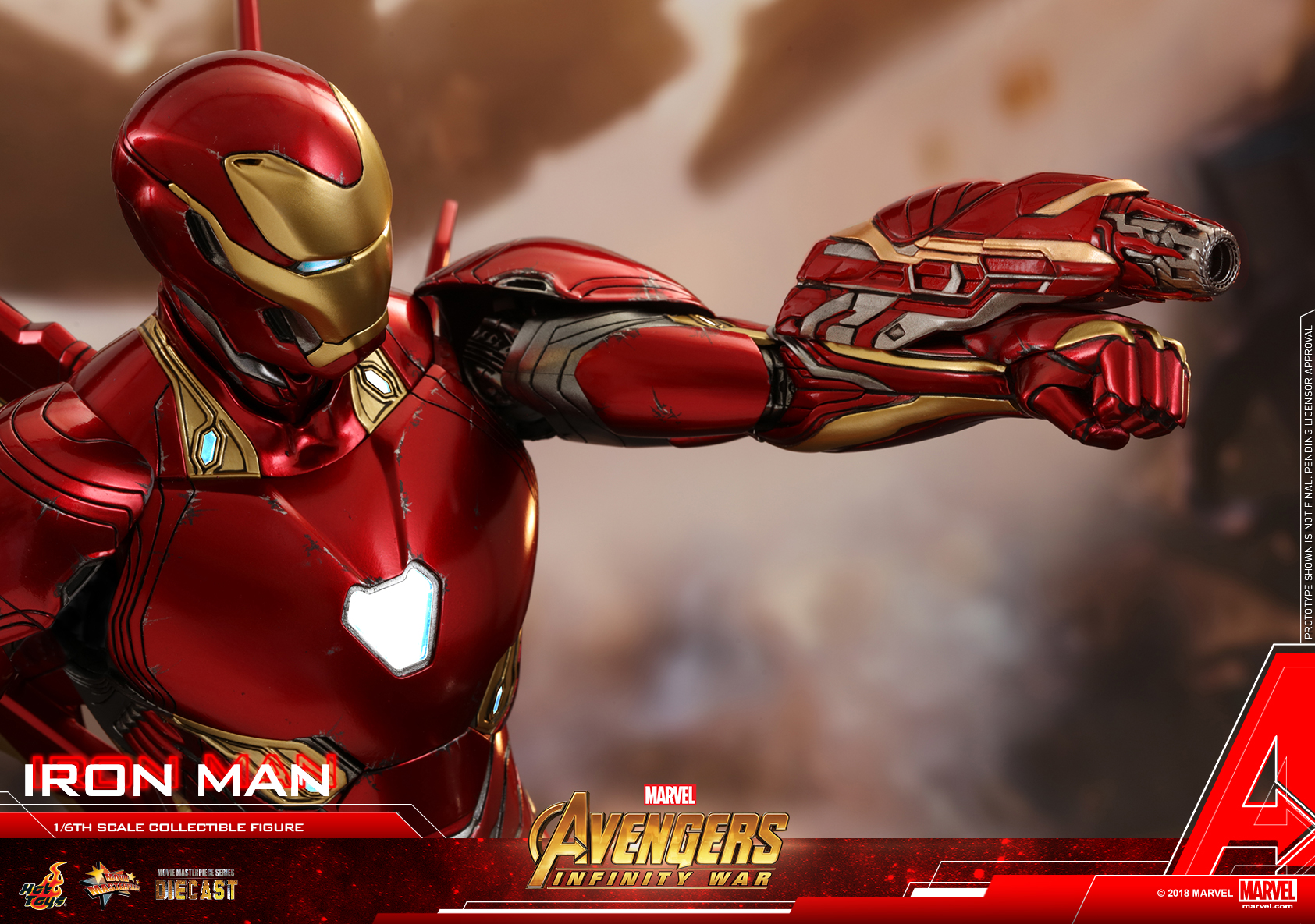 Hot Toys - Avengers 3 - Iron Man (Diecast) collectible figure_PR26.jpg