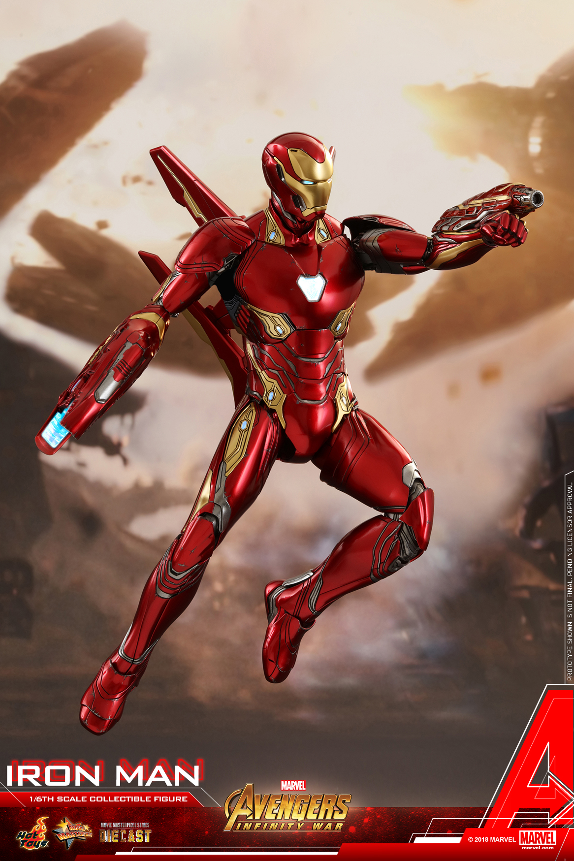 Hot Toys - Avengers 3 - Iron Man (Diecast) collectible figure_PR04.jpg
