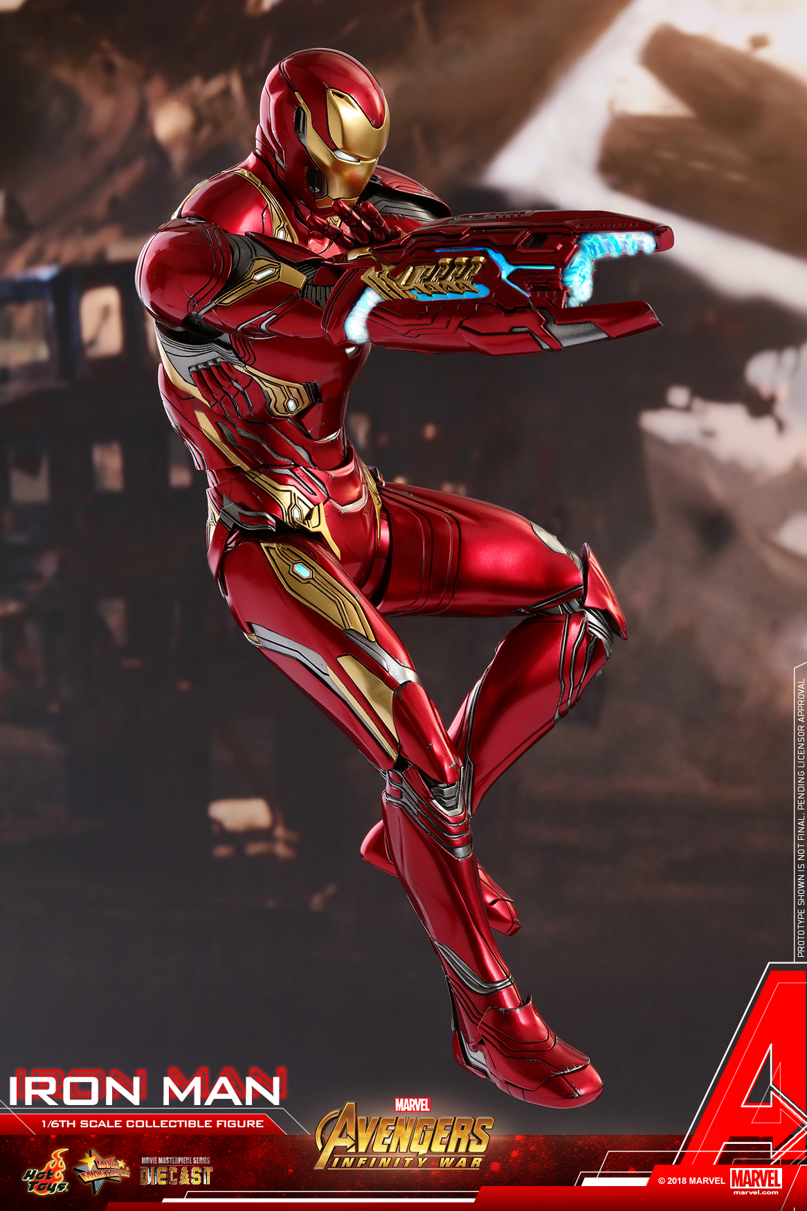Hot Toys - Avengers 3 - Iron Man (Diecast) collectible figure_PR05.jpg