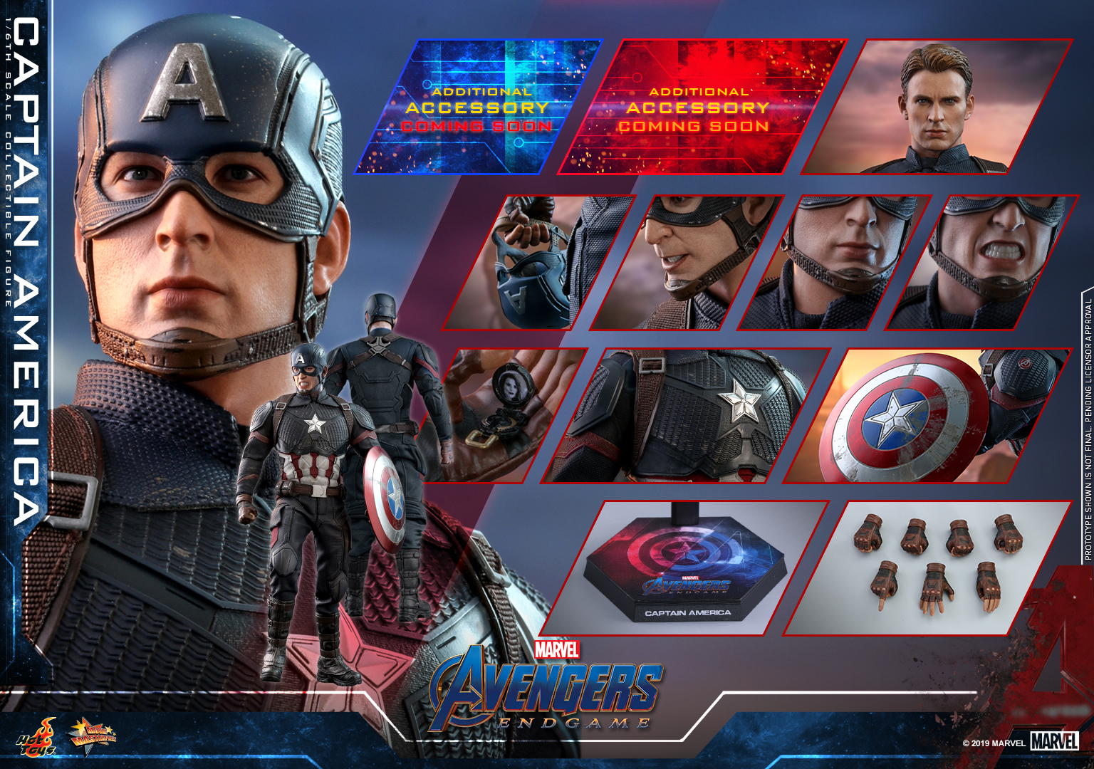 Hot Toys - Avengers 4 - Captain America collectible figure_PR22.jpg