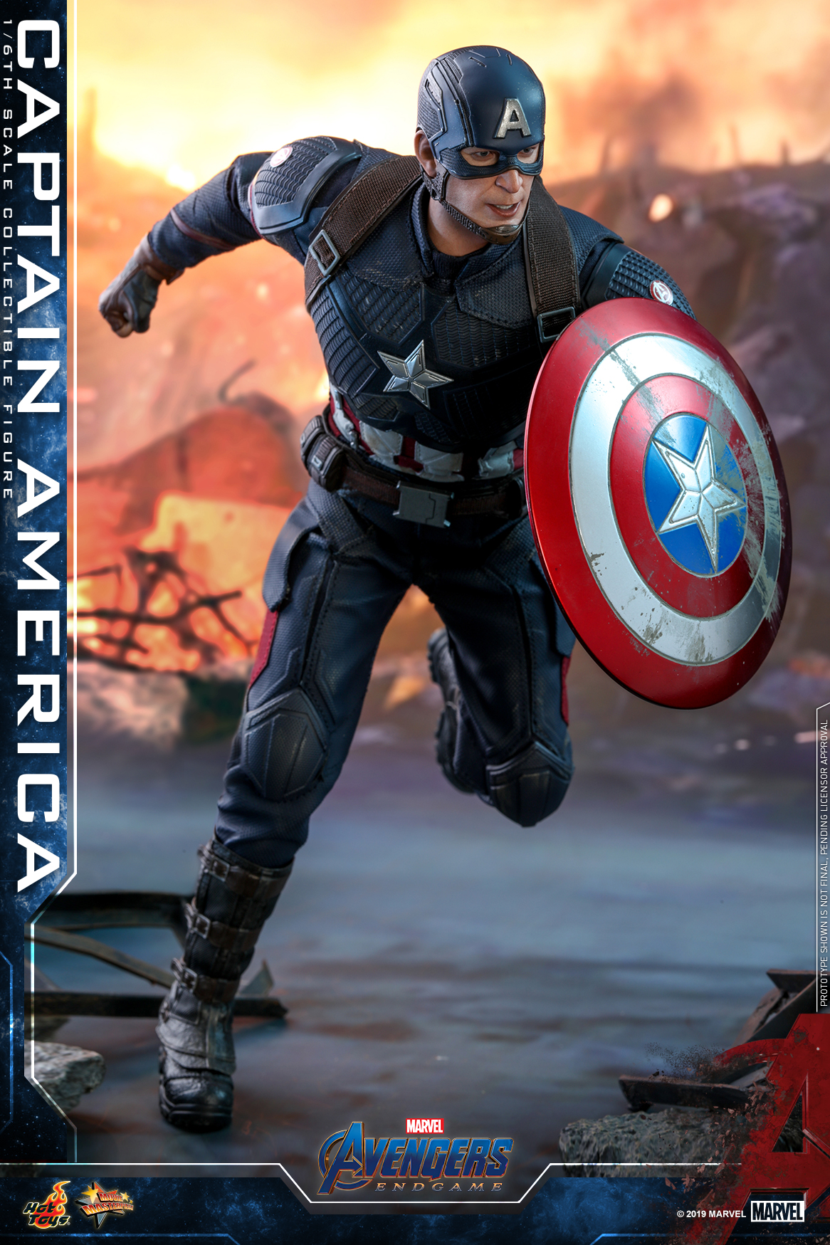 Hot Toys - Avengers 4 - Captain America collectible figure_PR8.jpg