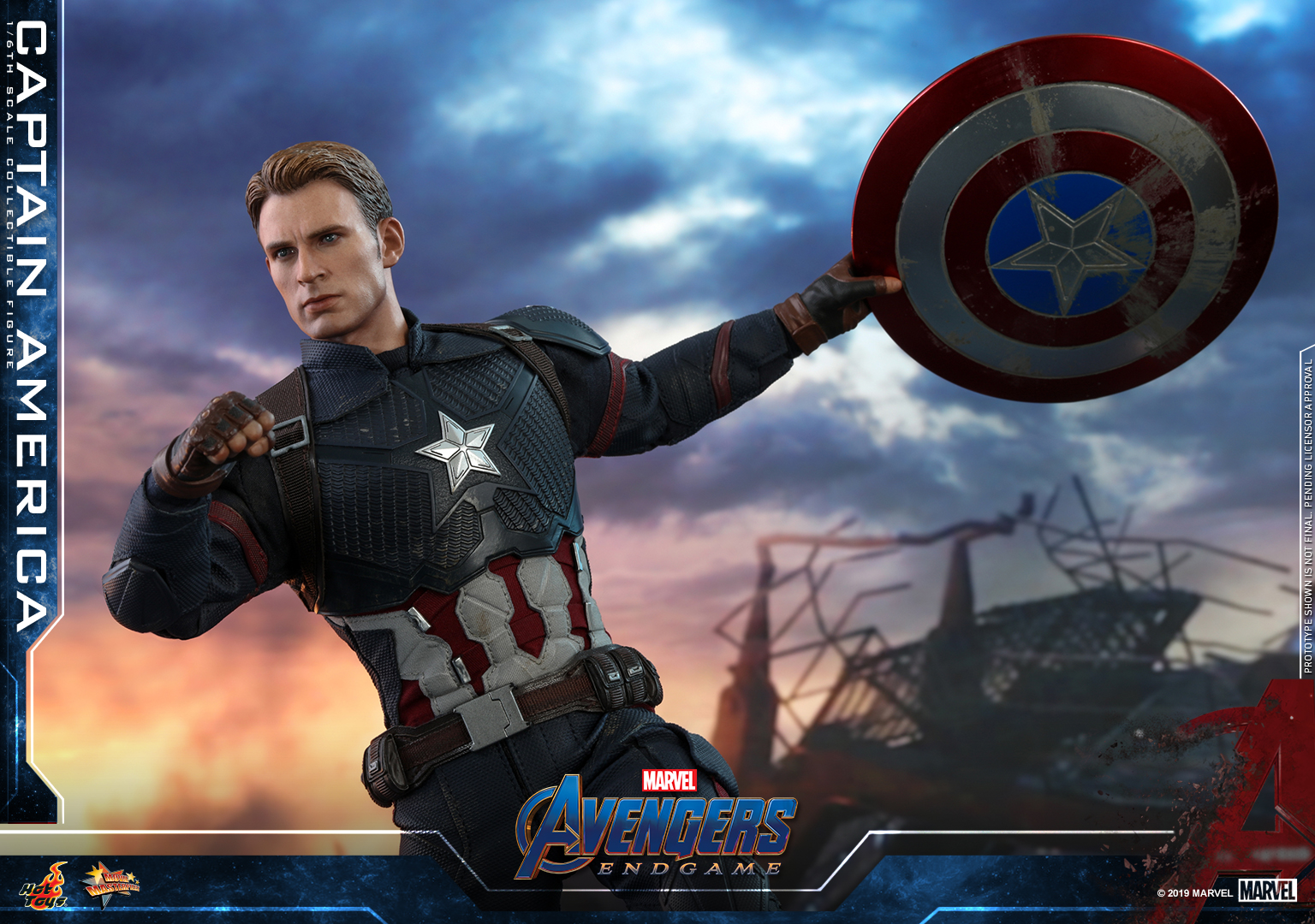 Hot Toys - Avengers 4 - Captain America collectible figure_PR16.jpg