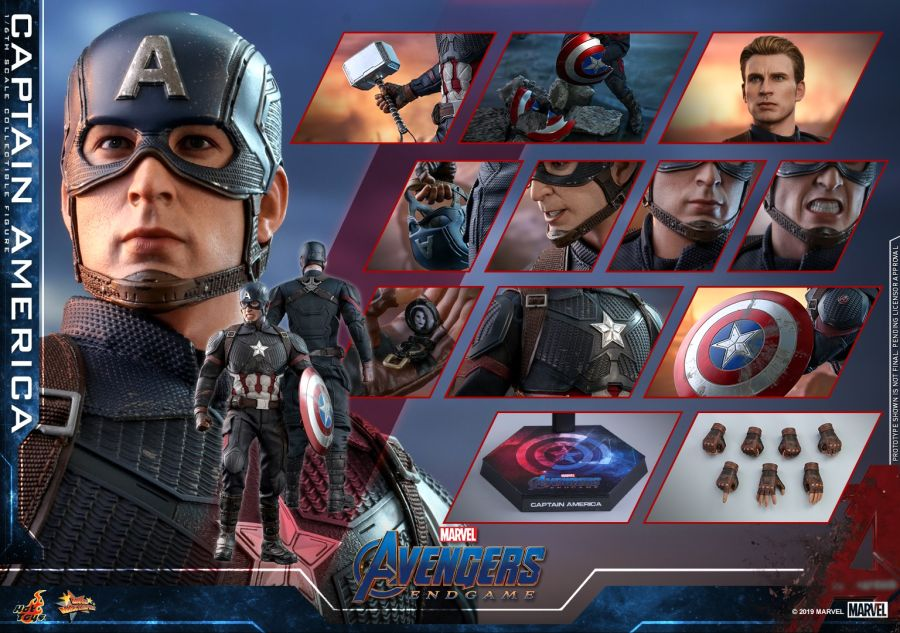 Hot Toys - Avengers 4 - Captain America collectible figure_PR31.jpg
