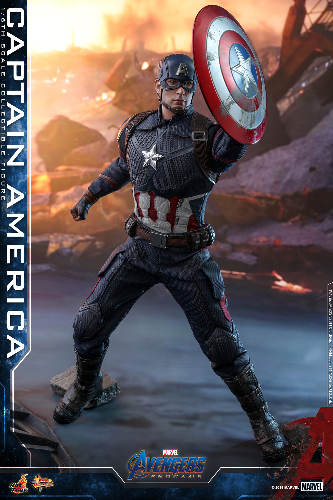 Hot Toys - Avengers 4 - Captain America collectible figure_PR9.jpg