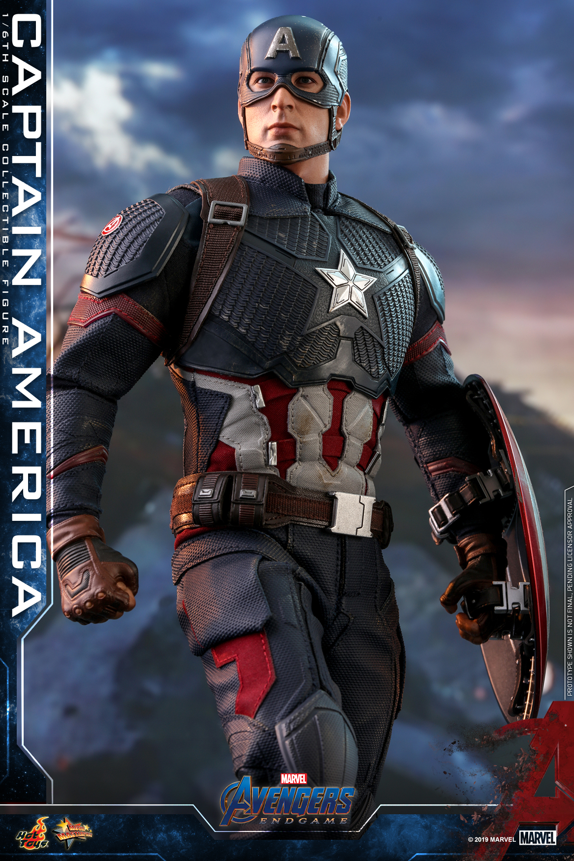 Hot Toys - Avengers 4 - Captain America collectible figure_PR12.jpg