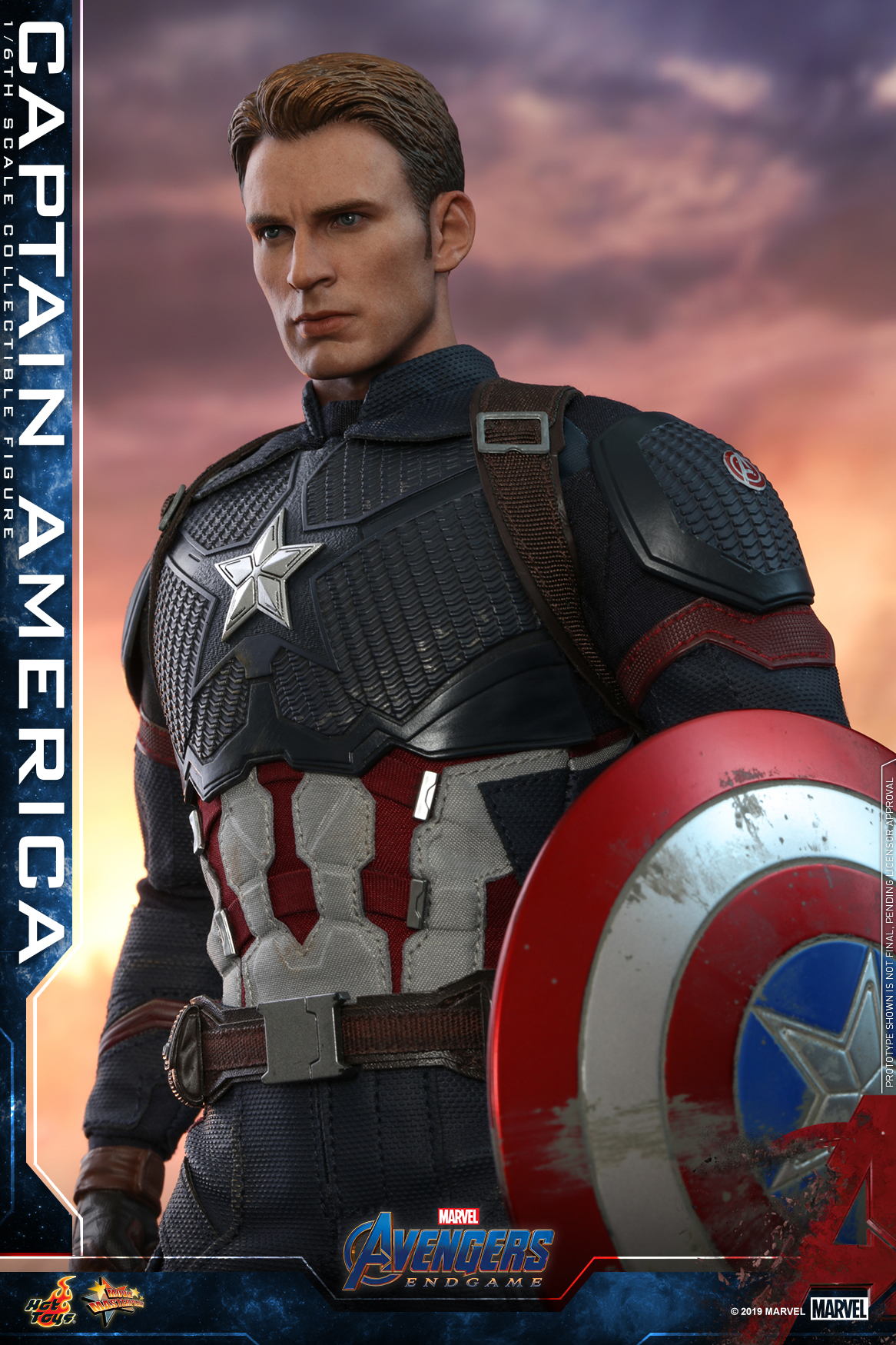 Hot Toys - Avengers 4 - Captain America collectible figure_PR14.jpg